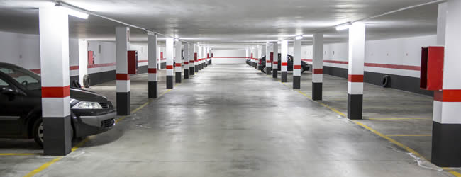 parkeerplaats maken kosten